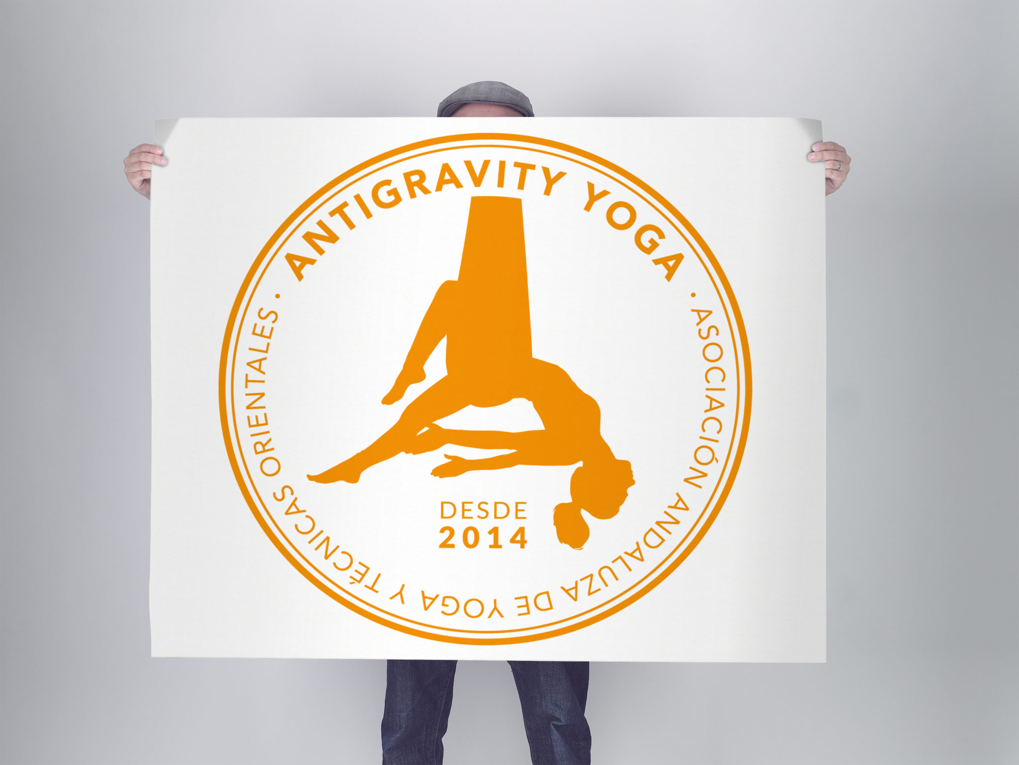 Logotipo Antigravity